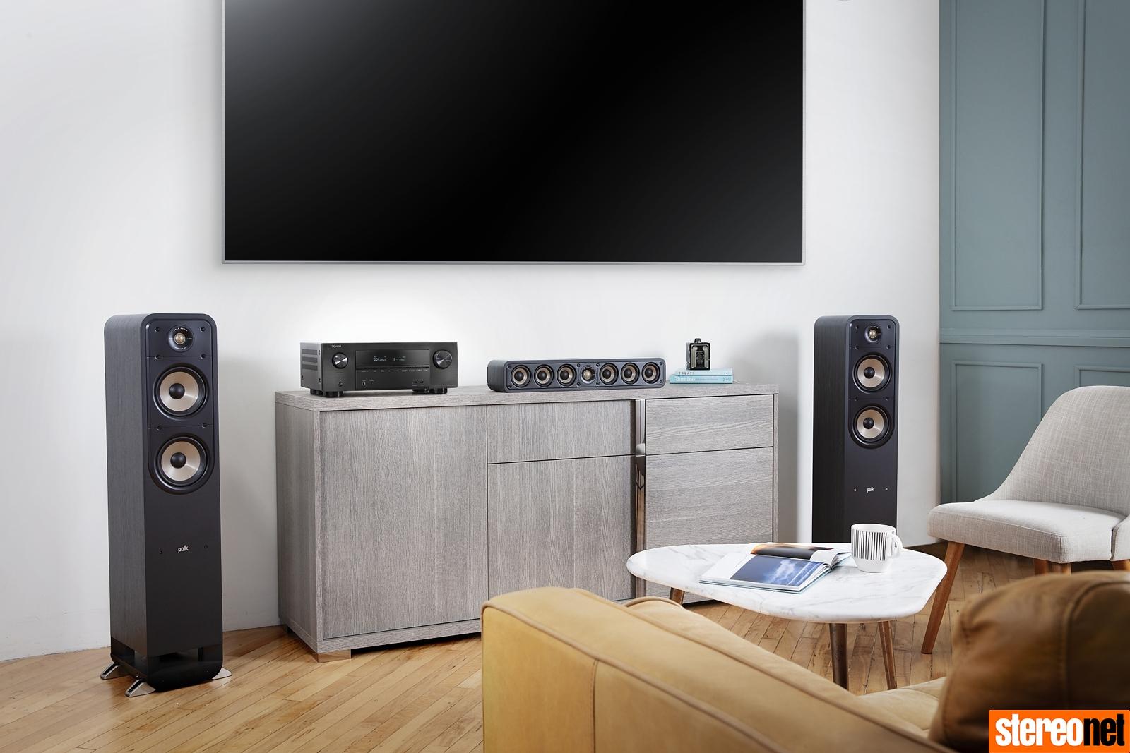 Denon and Marantz Launch Five New AV Receivers | - StereoNET