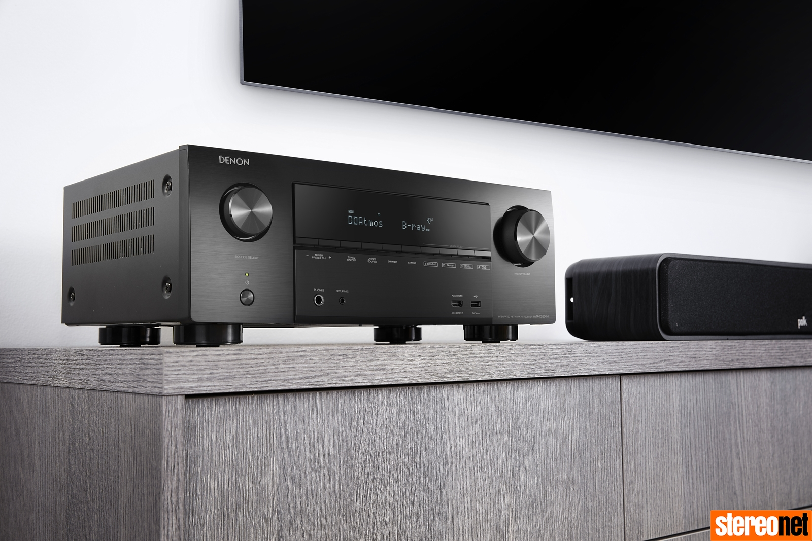 Denon and Marantz Launch Five New AV Receivers | - StereoNET