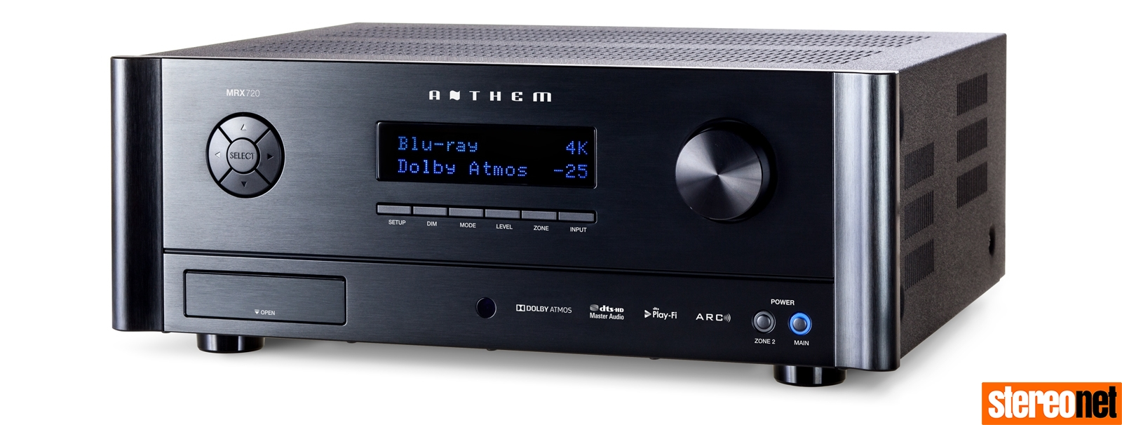 Anthem MRX-720 7 2 Channel AV Receiver with ARC Genesis