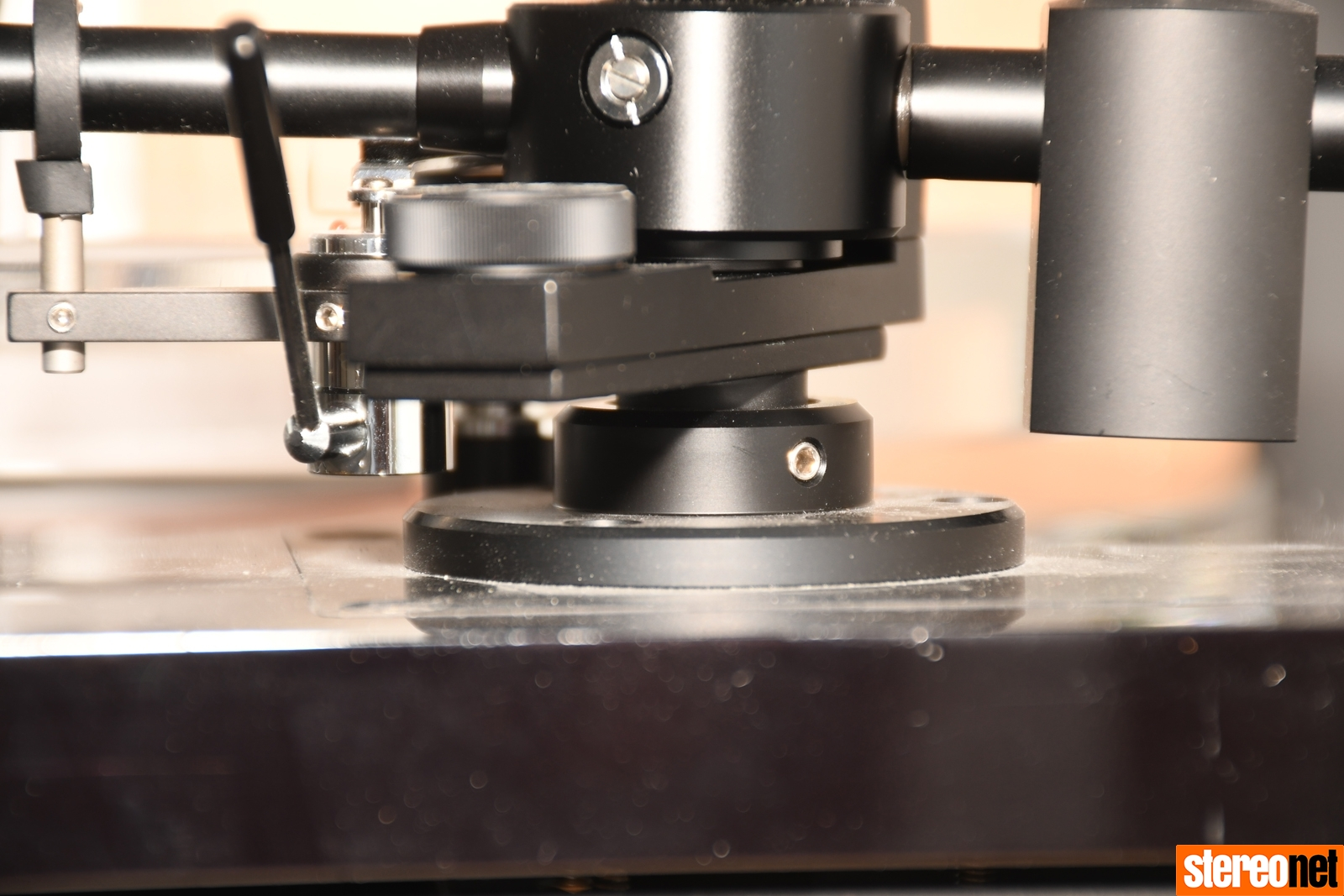 Turntable Tonearm VTA