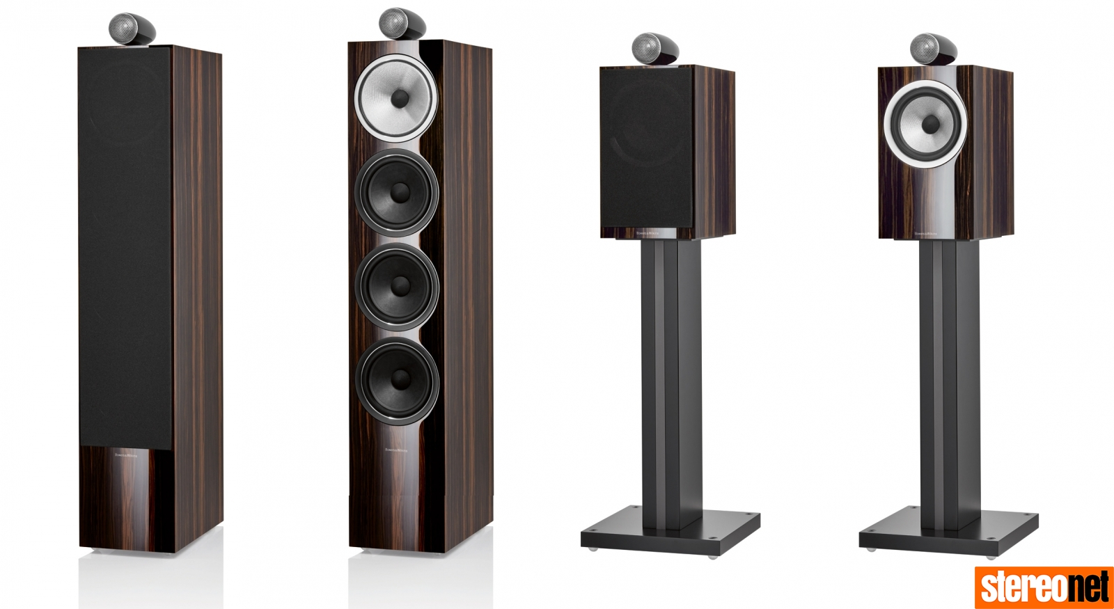Bowers & Wilkins 702 705 Signature Speakers Review