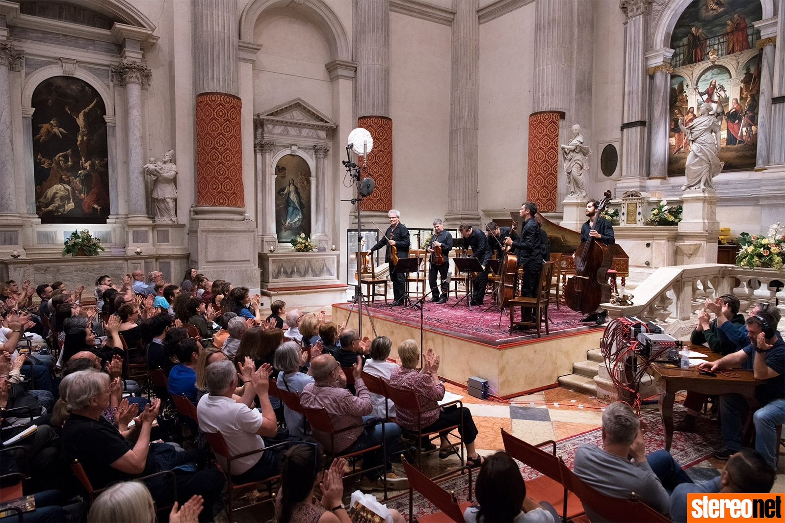 Chasing The Dragon Vivaldi in Venice Vinyl Review