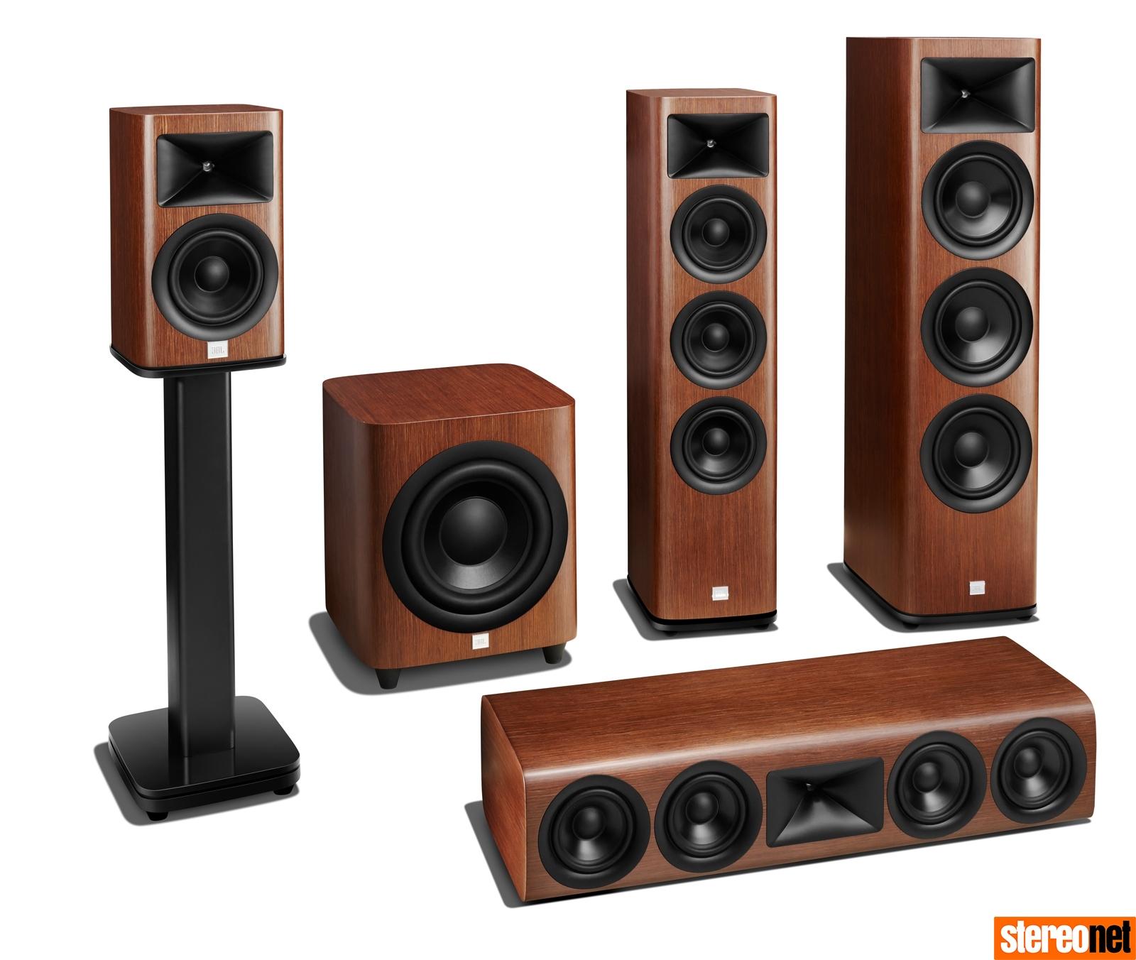 JBL HDI-3800 Loudspeaker Review