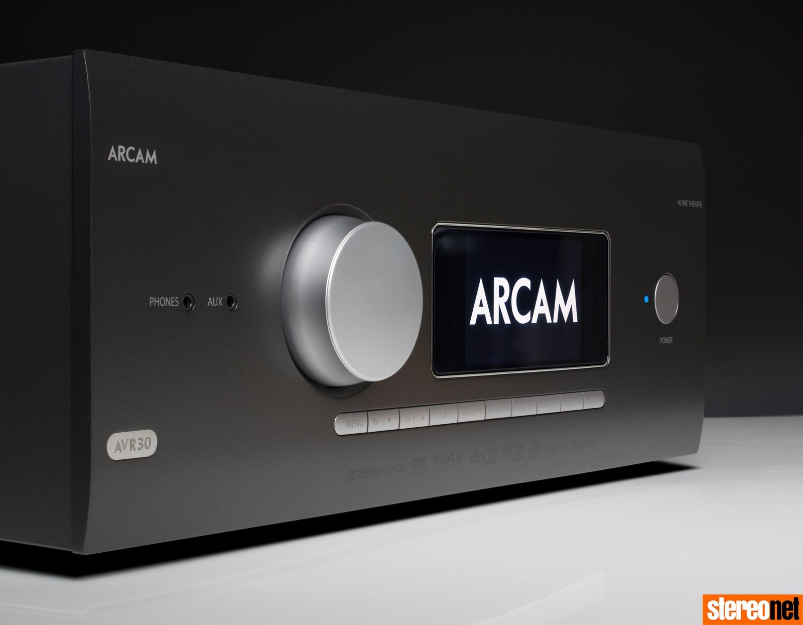 Arcam AVR30 Review