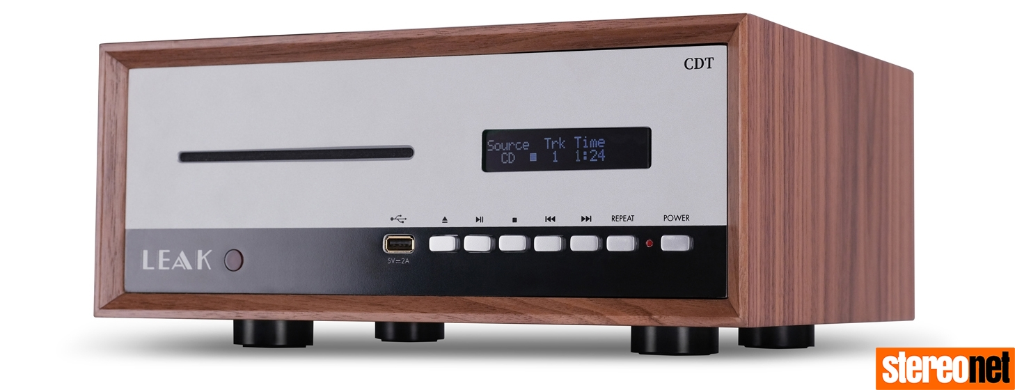 LEAK Stereo 130 Amplifier & CDT CD Transport Review