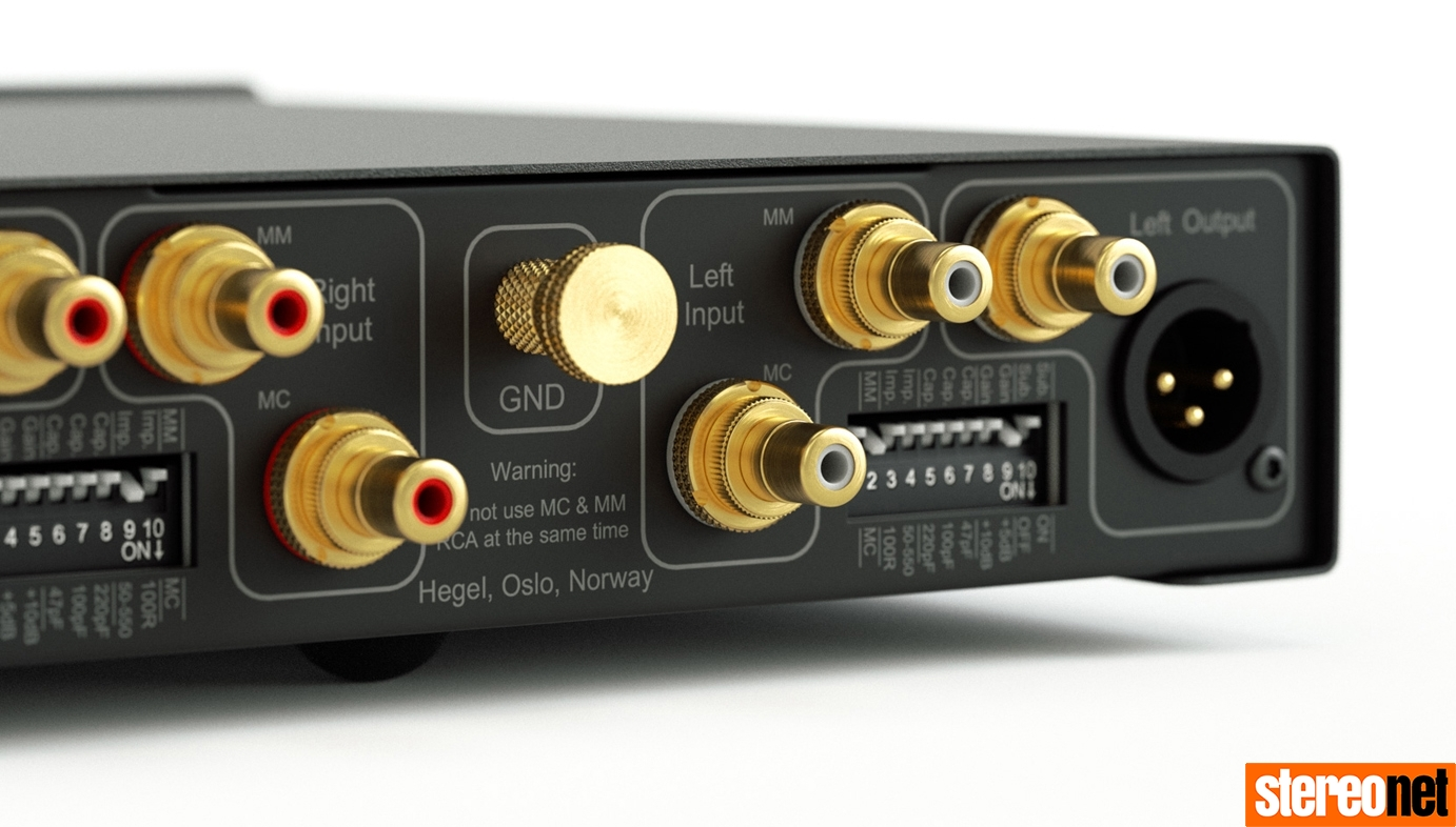 Hegel V10 Phono Preamplifier Review