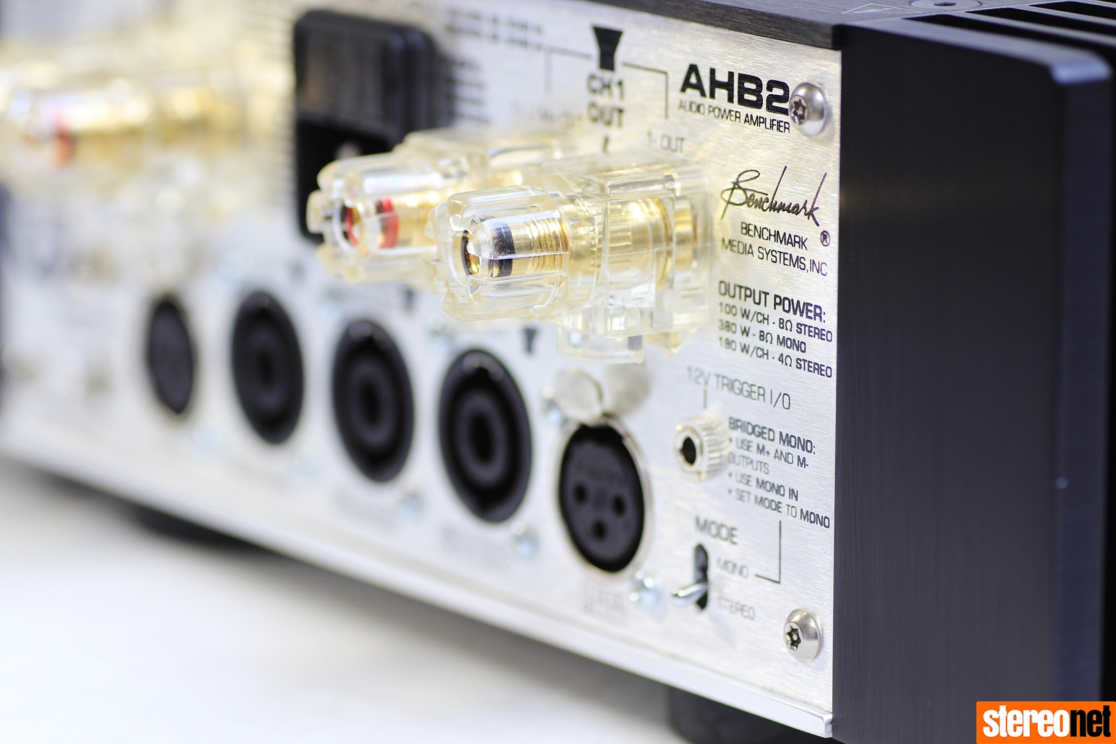 Benchmark AHB2 Review
