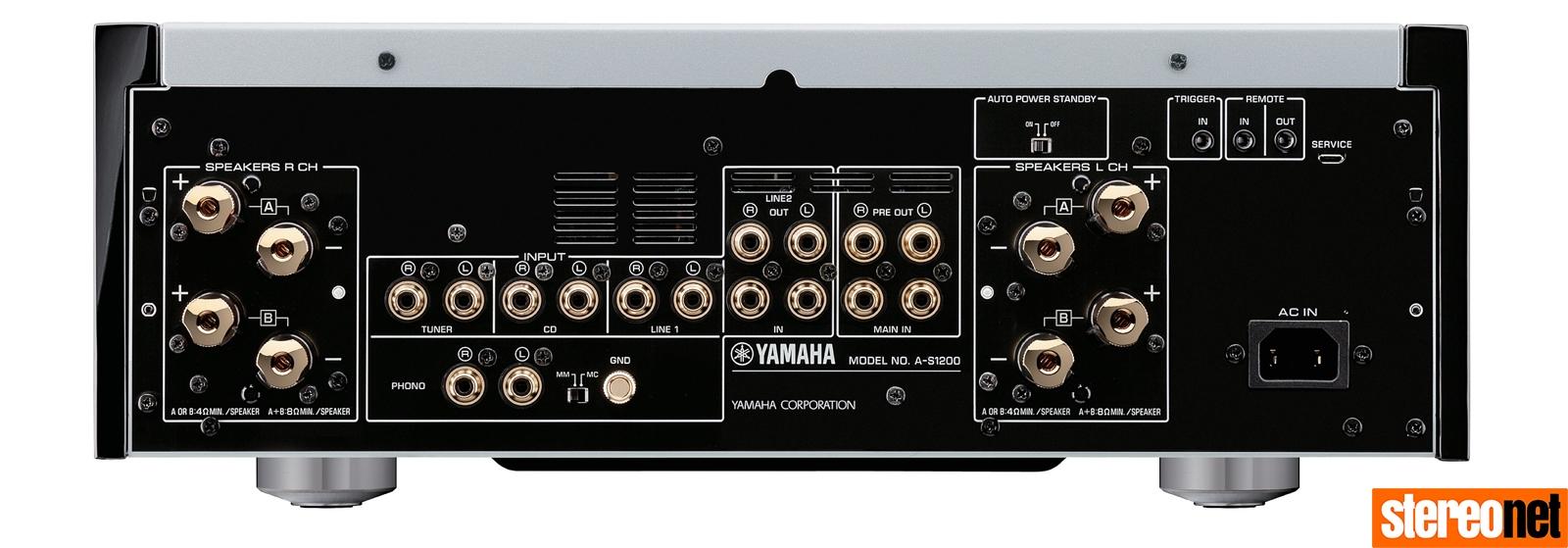 Yamaha A-S1200 Review