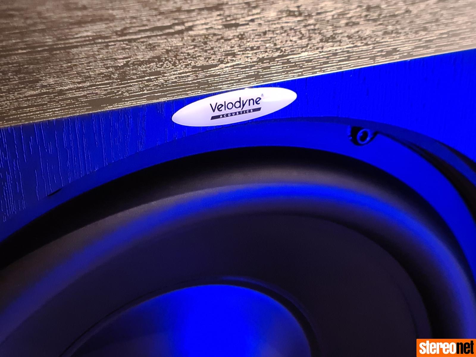 Velodyne Deep Blue DB-15 Review