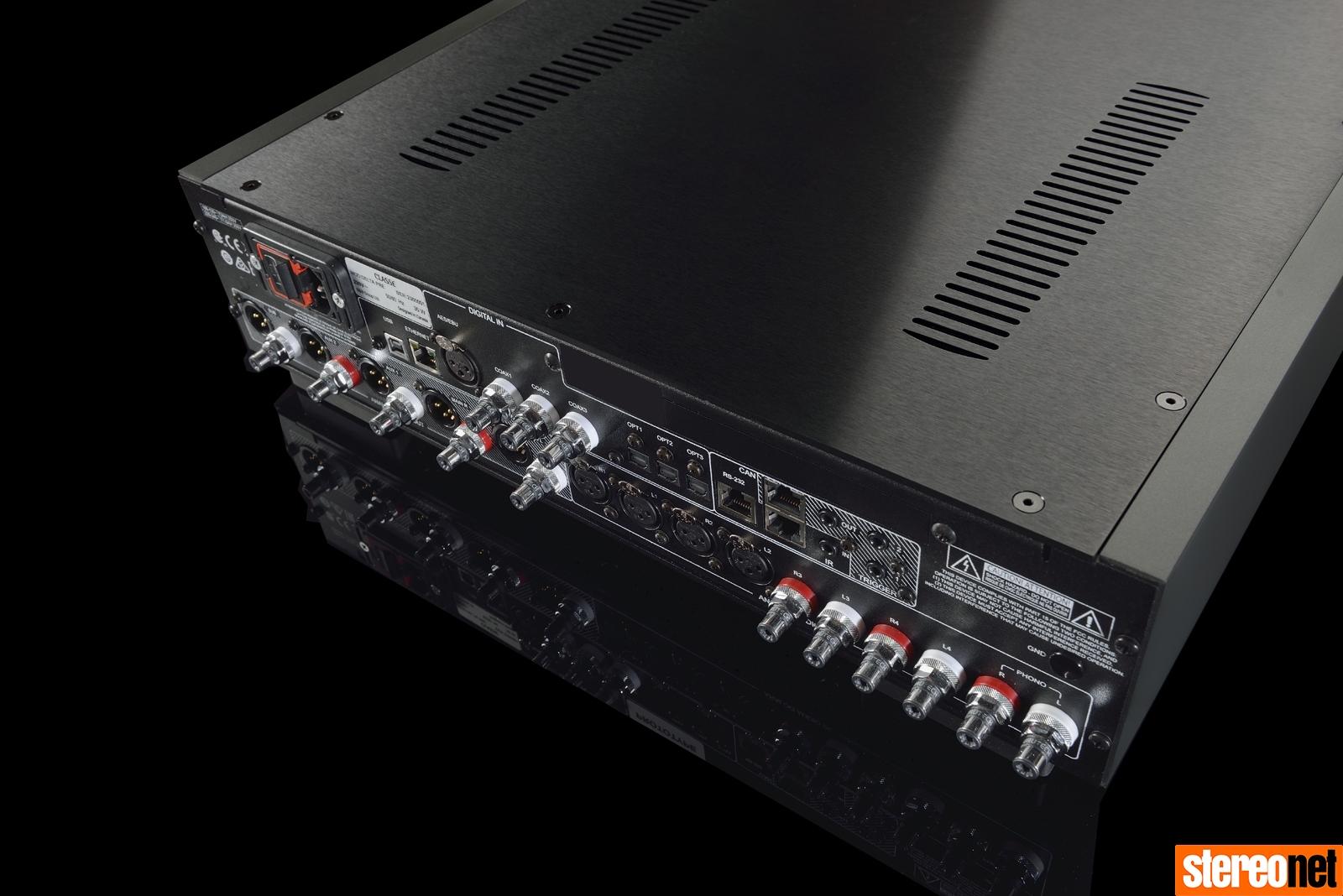 Classé Audio Delta Preamplifier and Delta Stereo Amplifier Review