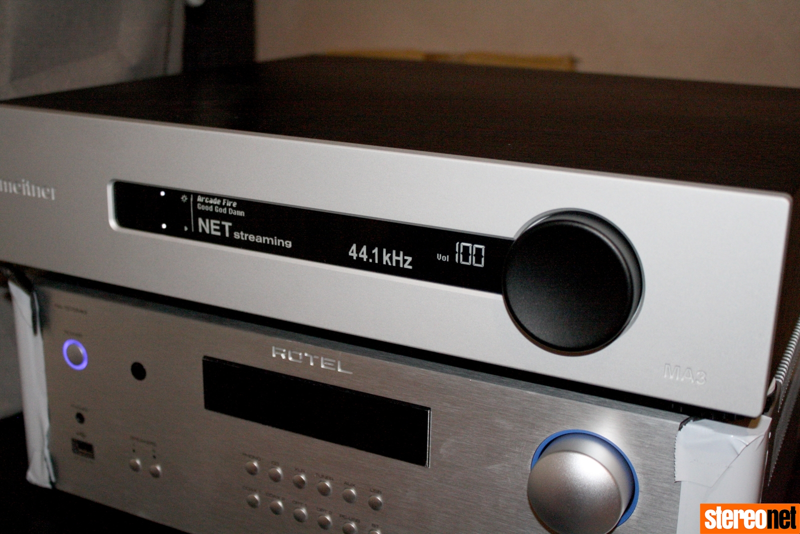 EMM Labs Meitner MA3 Integrated DAC review
