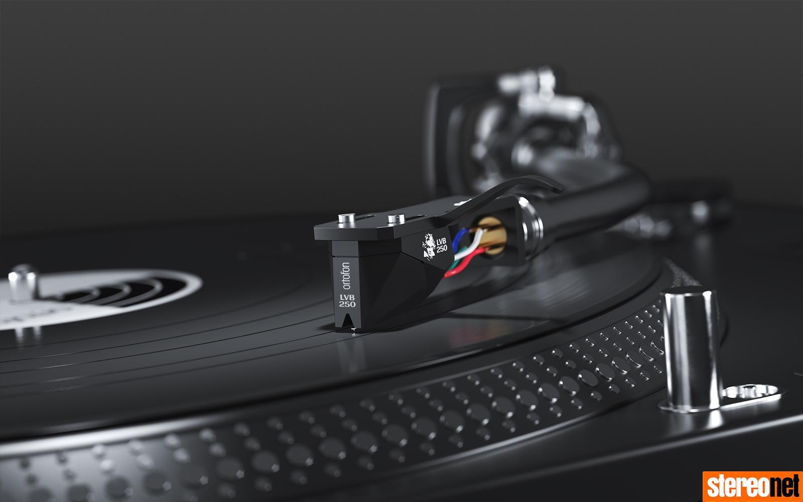Ortofon 2M Black LVB 250 Review