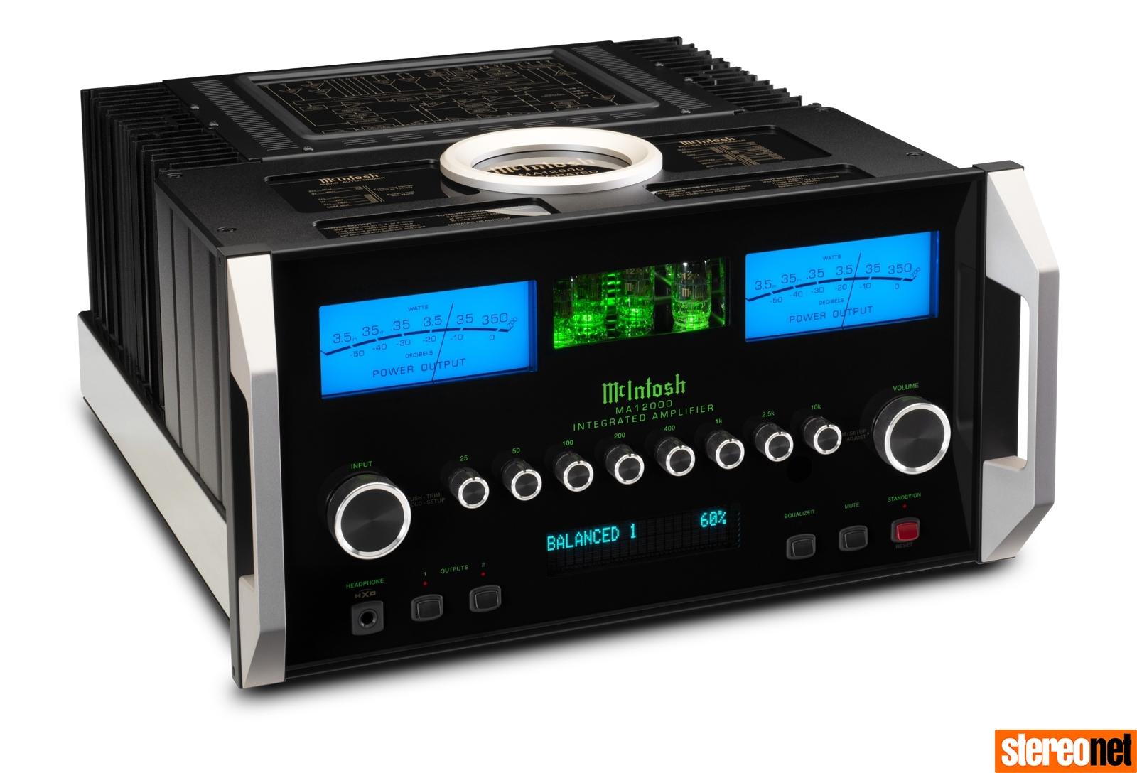McIntosh MA12000 Review