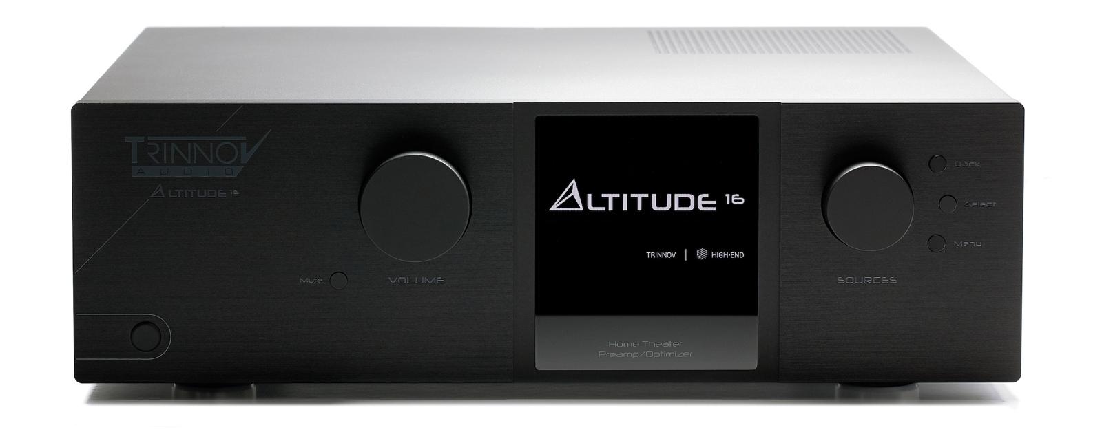 Trinnov Audio Altitude16 Review