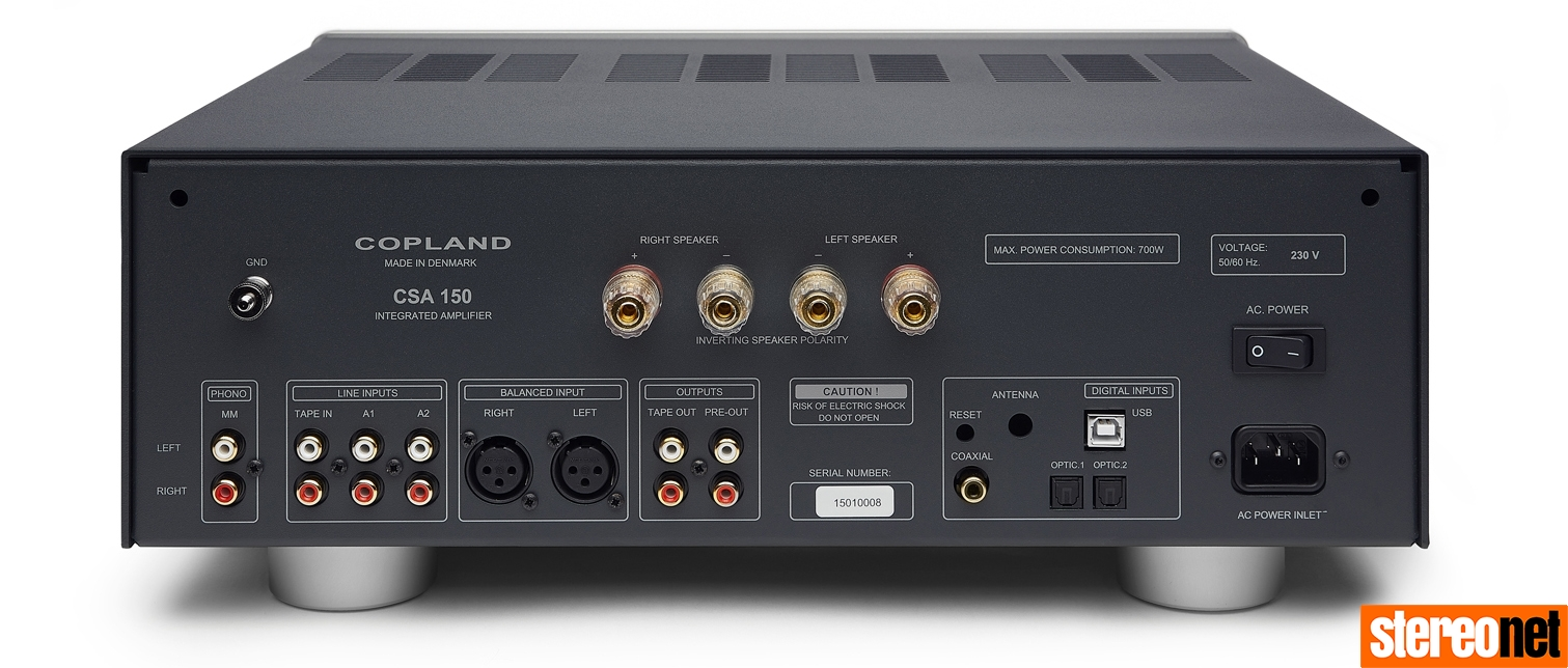 Copland Audio CSA 150 Review