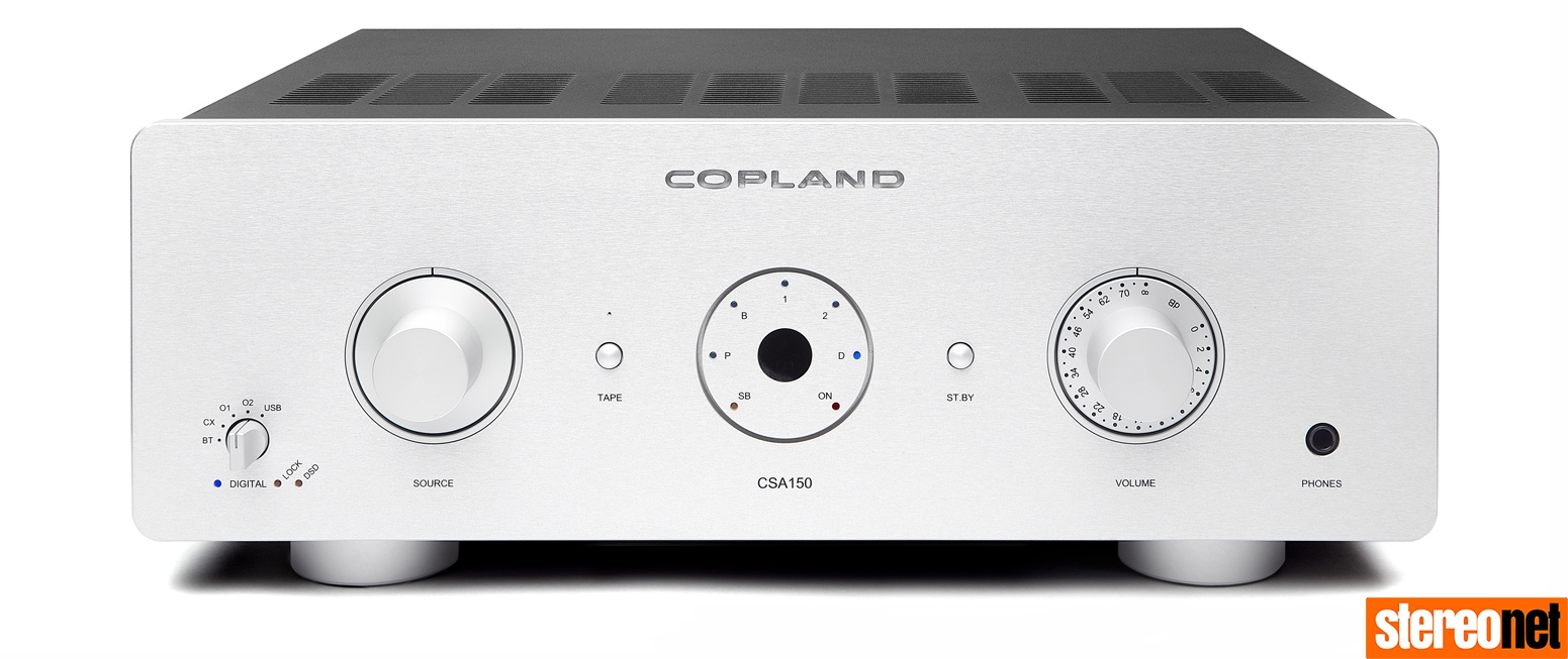 Copland Audio CSA150 Review