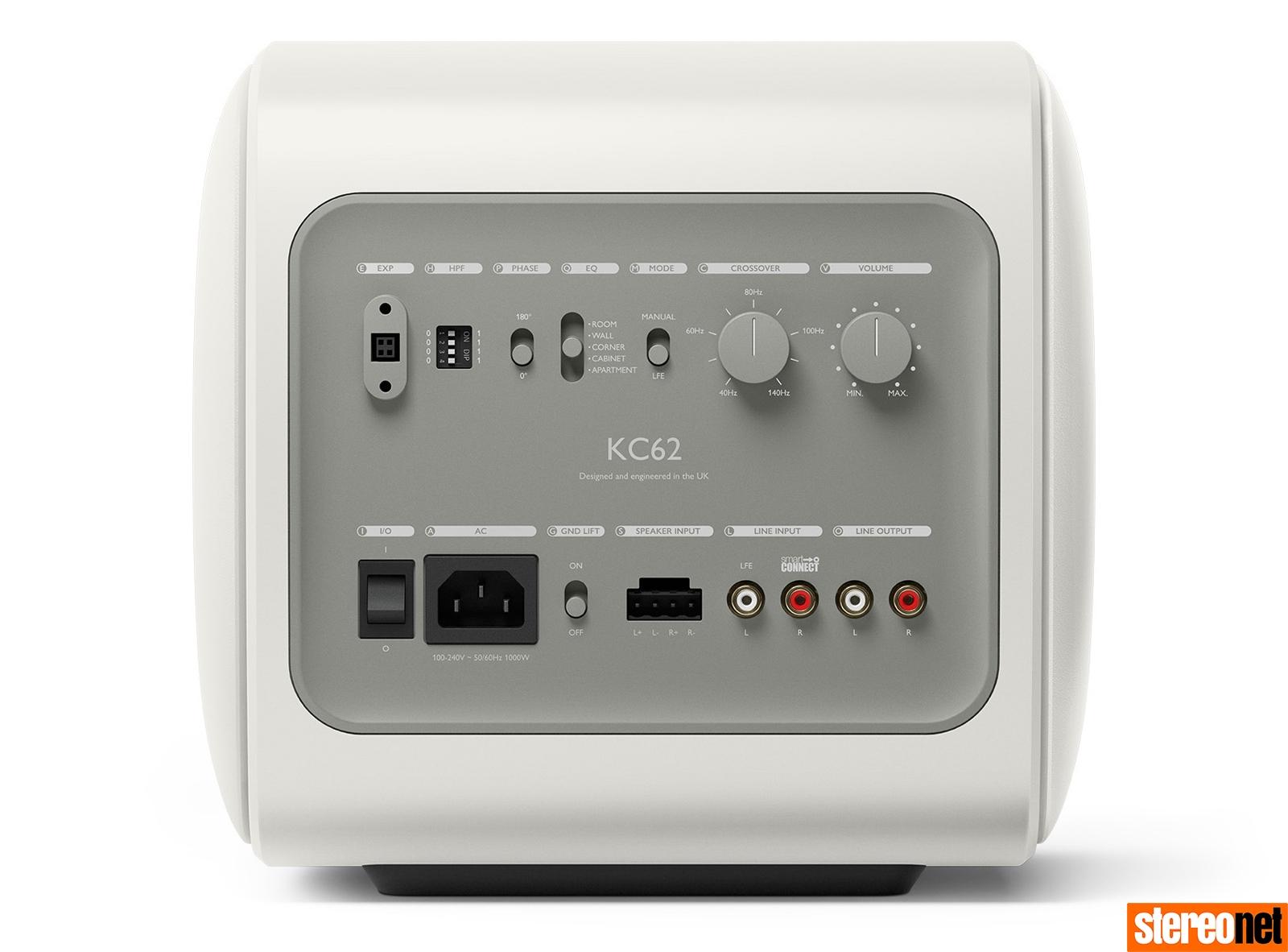 KEF KC62 Review