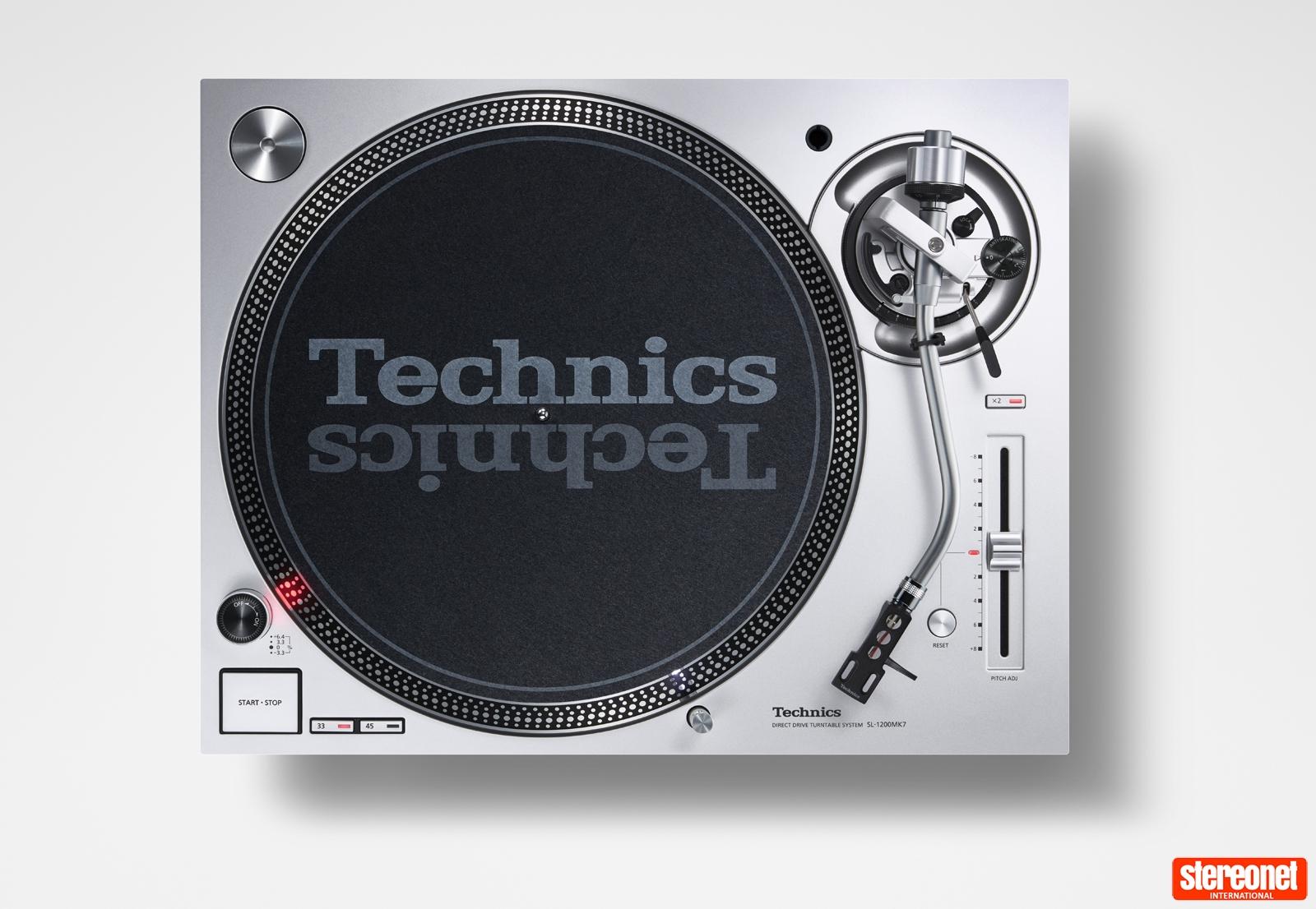 Technics SL-1200MK7 review