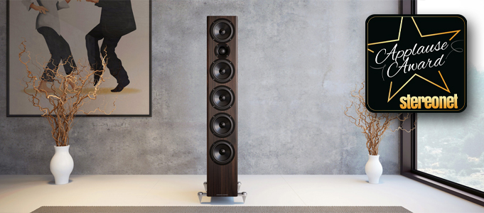 Acoustic Energy AE520 Floorstanding Loudspeaker Review