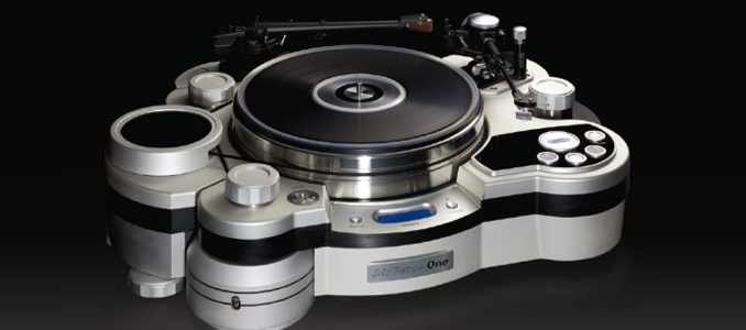Would you spend $100,000 on a turntable?