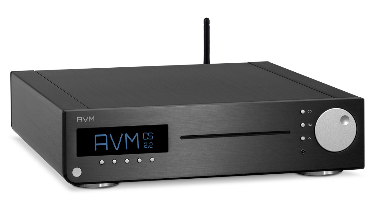 REVIEW: AVM Inspiration CS2.2