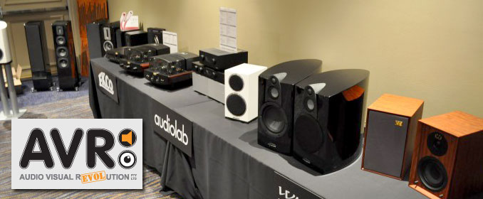 Audio Visual Revolution Product Launch