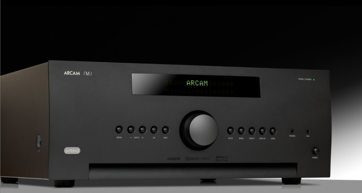 Arcam AVR-850 Review