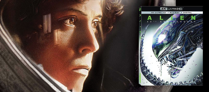 Alien 4K Ultra HD Blu-ray Review