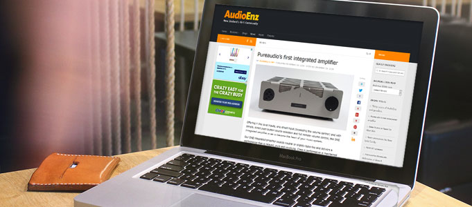 AUDIOENZ RELAUNCHES AS STEREONET NZ