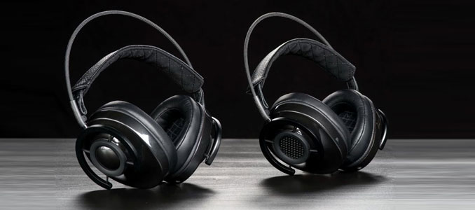 AUDIOQUEST INTRODUCES NEW HEADPHONES
