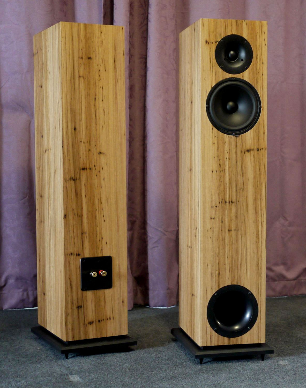 Wyndham Audio BR1 Loudspeakers