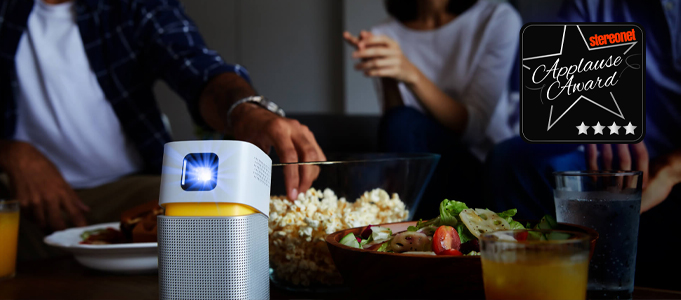 BenQ GV1 Portable Projector Review