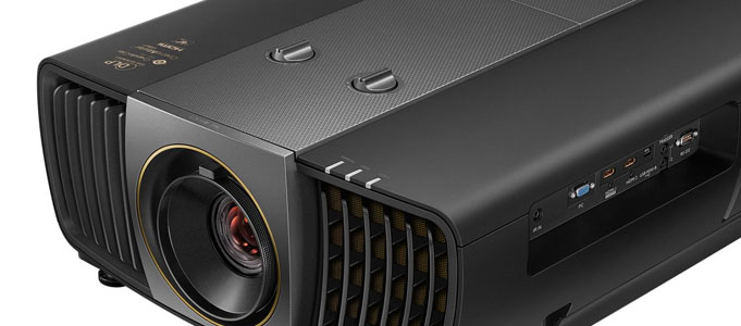 EXCLUSIVE: BENQ ANNOUNCES THE LATEST WEAPON IN THEIR 4K PROJECTOR ARSENAL