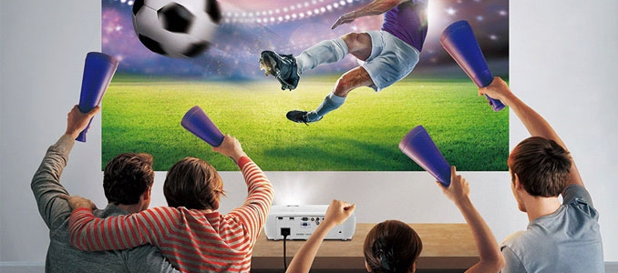 BENQ'S ADDED VALUE PROJECTOR