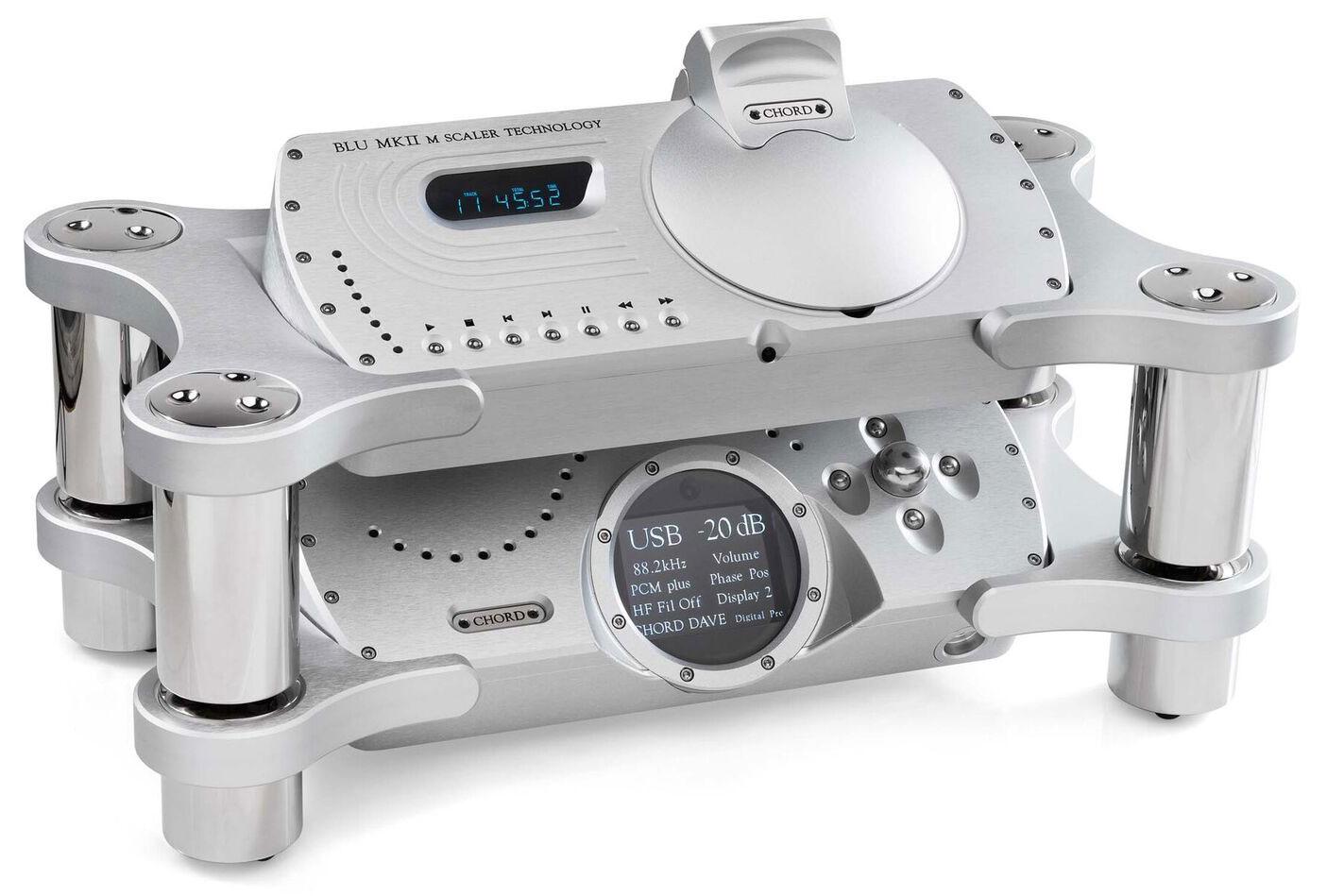 Chord Electronics Blu MkII and DAVE