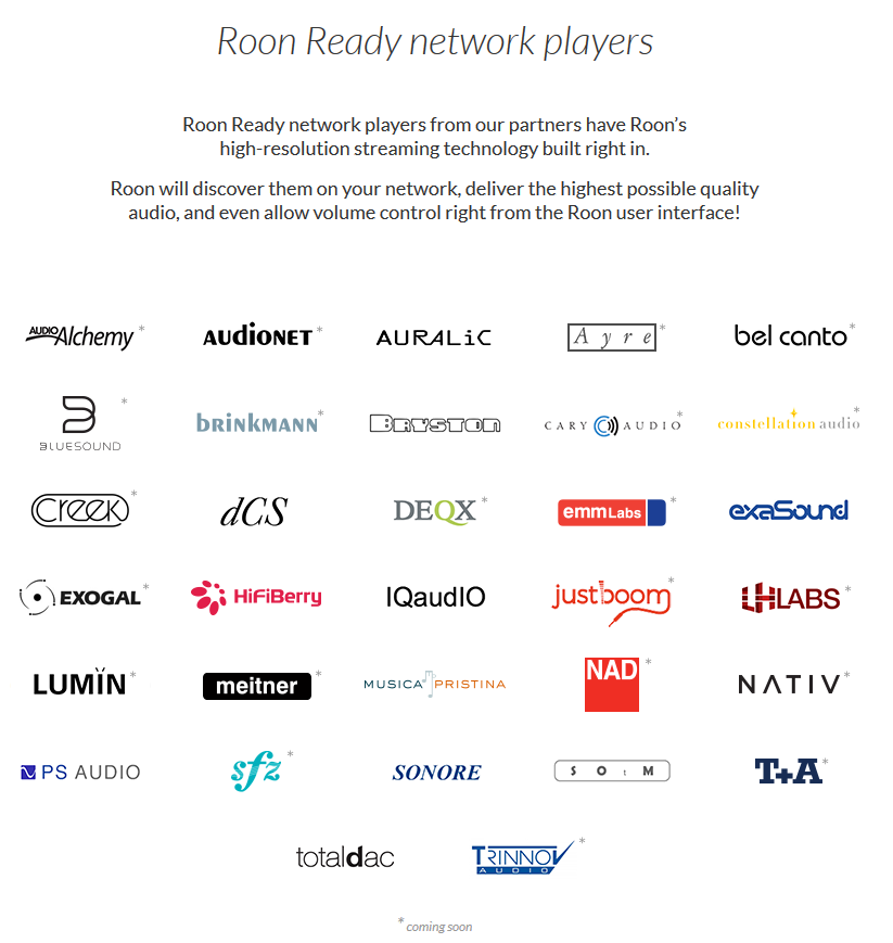 Blusound Roon Compatibility