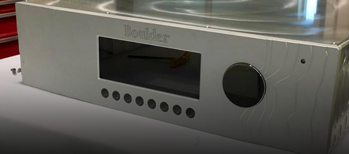 BOULDER RELEASES THE 1110 PREAMPLIFIER
