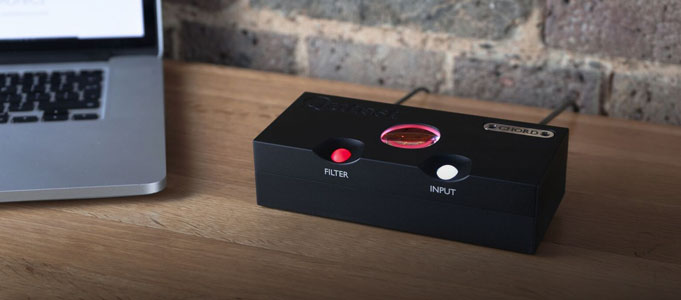 CHORD'S NEW QUTEST IS WORLD'S MOST ADVANCED COMPACT DAC