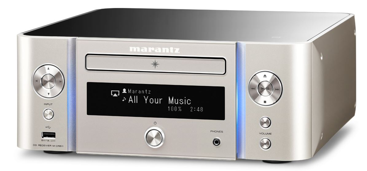 Marantz Melody Media CR611