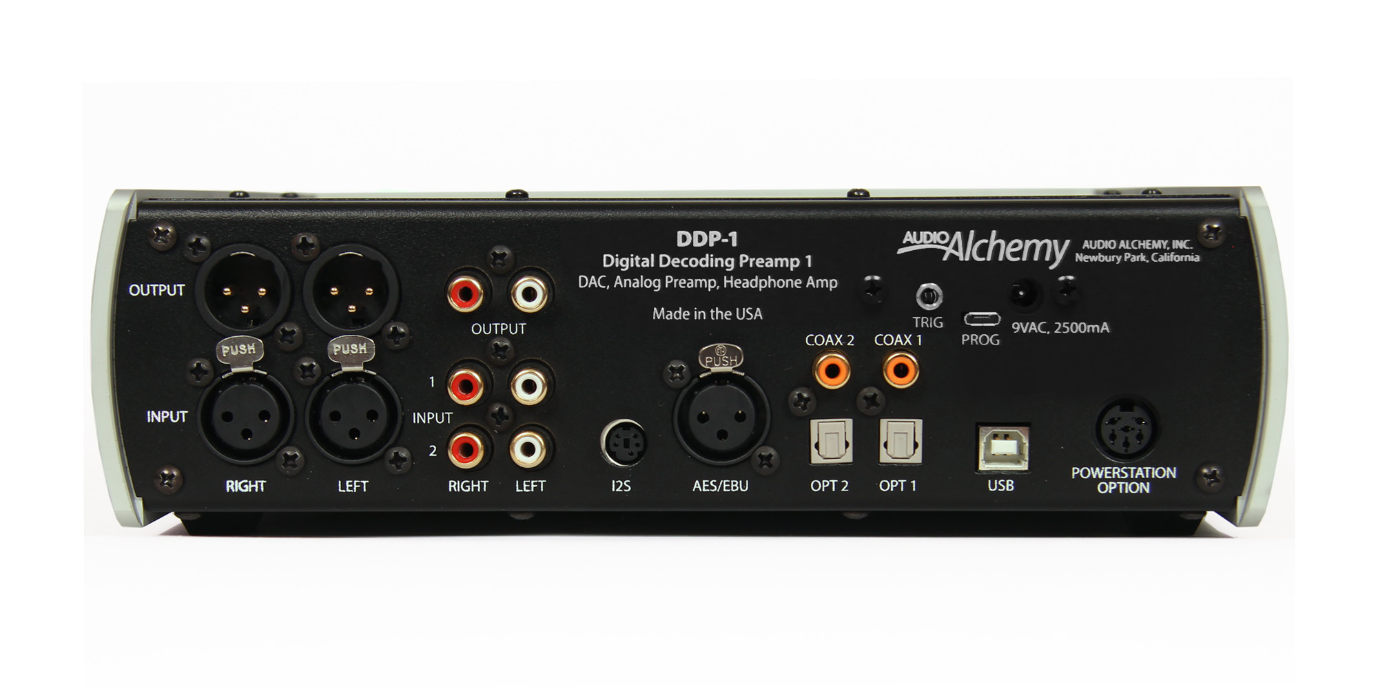 Review: Audio Alchemy DDP-1