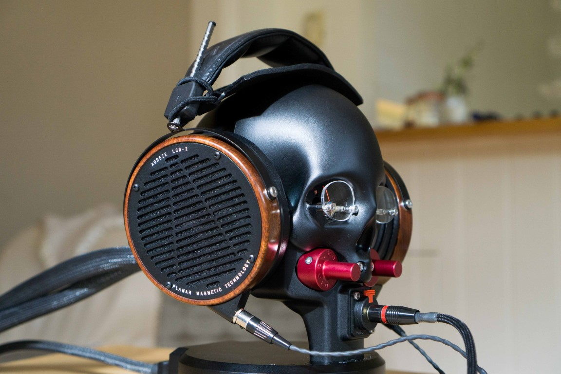Metaxas Marquis Headphone Amplifier Review