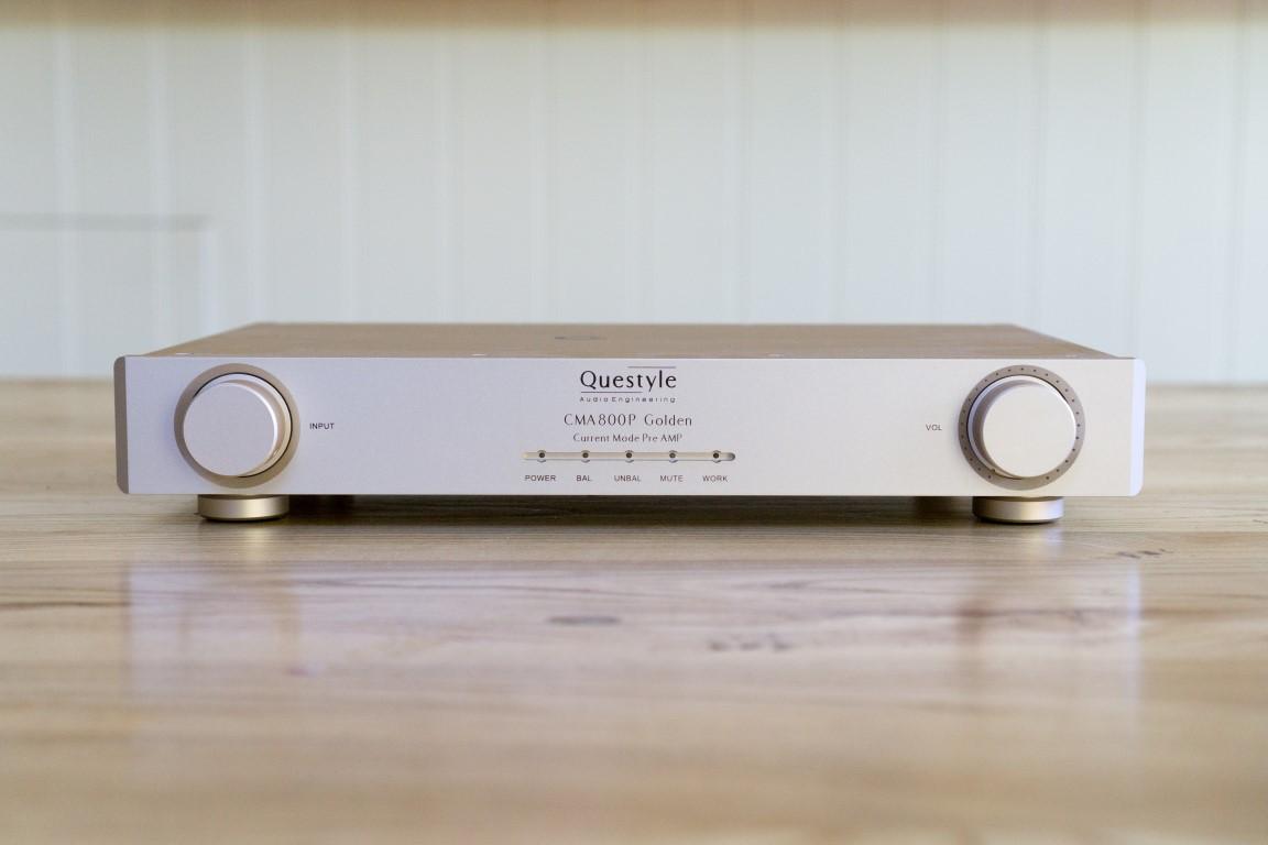 Questyle Audio CMA800P Preamplifier