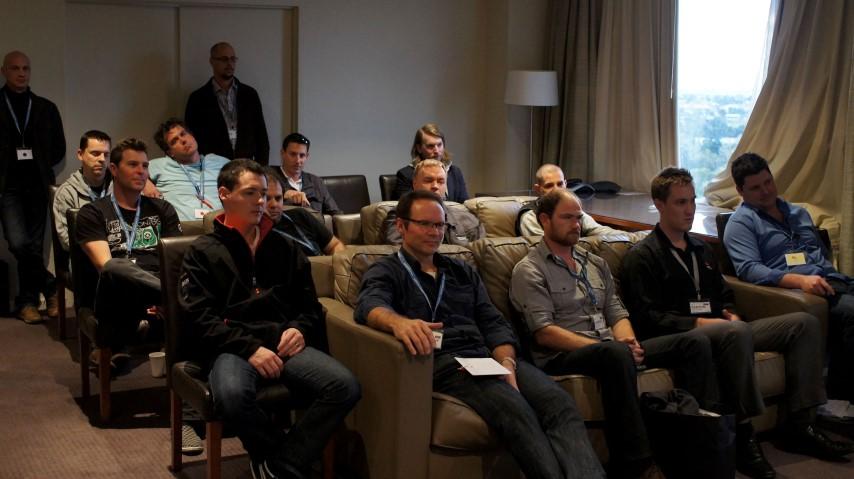 ce Audio Australia 2014 Conference