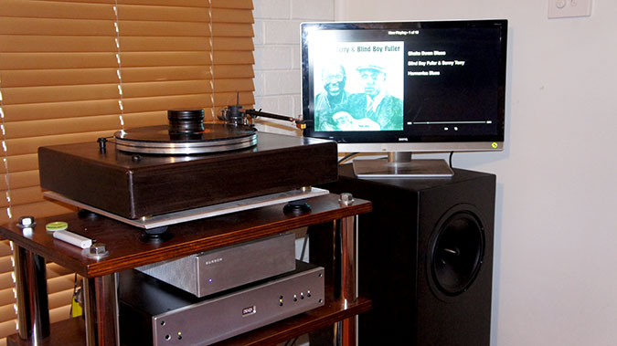 PureAudioProject Trio15 TB Review