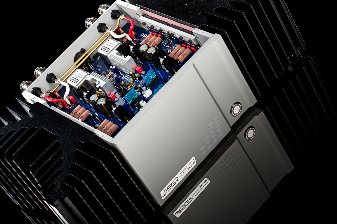 SGR Audio Amplifiers