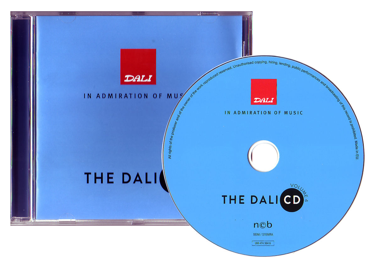 DALI Demonstration CD Volume 4