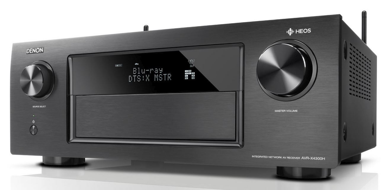 Move over Sonos, Denon and Marantz Release HEOS enabled AV Receivers
