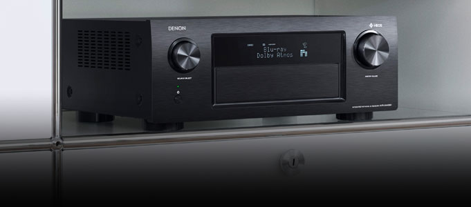 REVIEW: DENON AVR-X4400H 9.2 CHANNEL AV RECEIVER