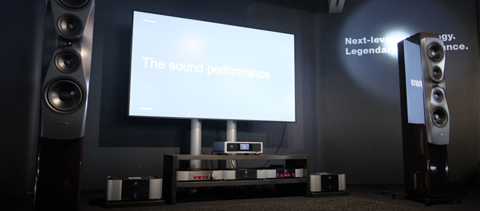 DYNAUDIO SHOWS NEW CONFIDENCE IN MUNICH