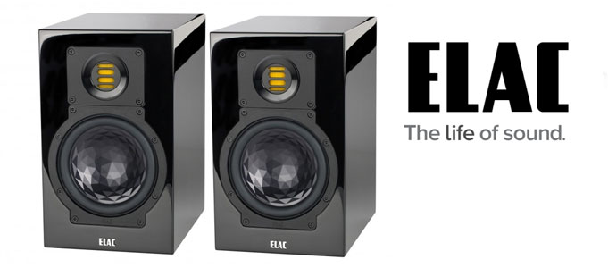 Elac Line 244 3 Bookshelf Speakers Review | - StereoNET